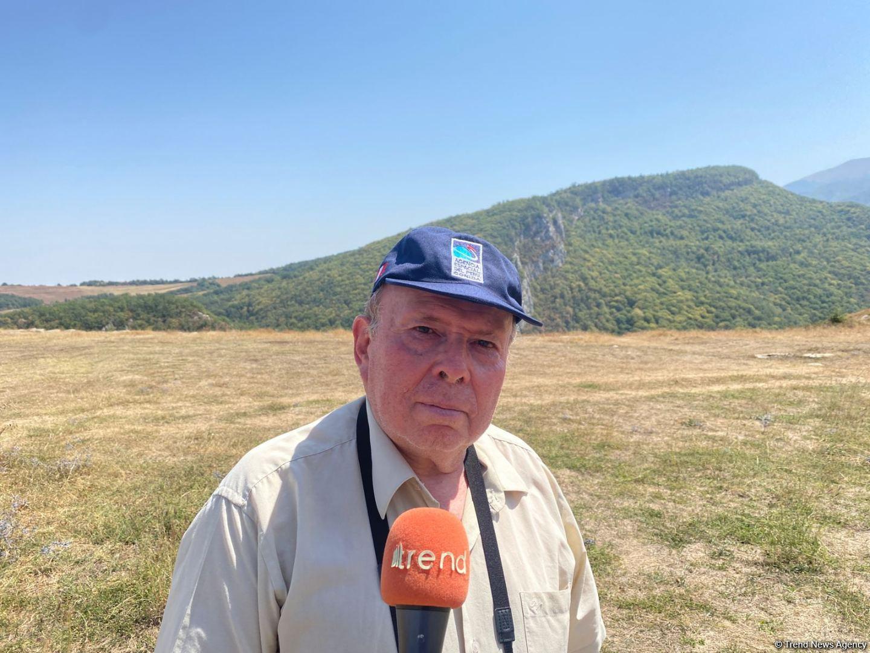 Ermənistan Azərbaycana qarşı nifrət və kin siyasətinə son qoymalıdır - Peru Jurnalistlər Assosiasiyasının vitse prezidenti