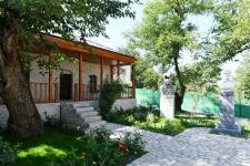 President Ilham Aliyev, First Lady Mehriban Aliyeva attend inauguration of newly renovated House-Museum of Bulbul in Shusha (PHOTO) - Gallery Thumbnail