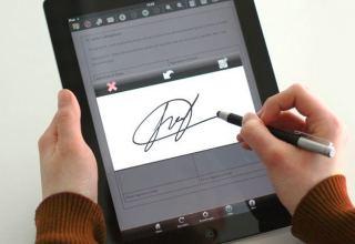 Государственная налоговая служба Азербайджана расширяет сферы применения электронной подписи