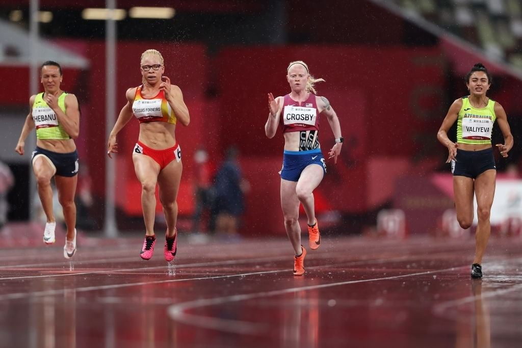 Ламия Велиева завоевала серебро на Паралимпийских играх-2020 в Токио (ВИДЕО/ФОТО) - Gallery Image