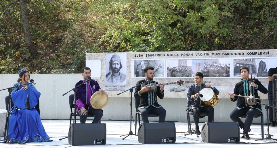 Azerbaijan wraps up Days of Vagif Poetry in Shusha (PHOTO) - Gallery Image