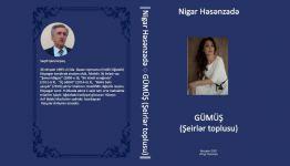 "В Кыргызстане издана книга Нигяр Гасанзаде ""Серебро"" на трех языках (ФОТО) - Gallery Thumbnail"