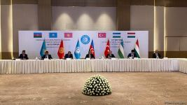 Meeting of Turkic Council economy ministers kicks off in Baku (PHOTO) - Gallery Thumbnail