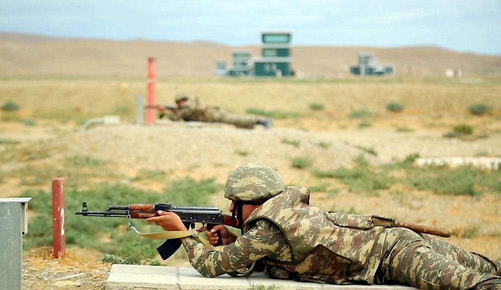 В азербайджанской армии организованы очередные курсы подготовки сверхсрочников (ВИДЕО)