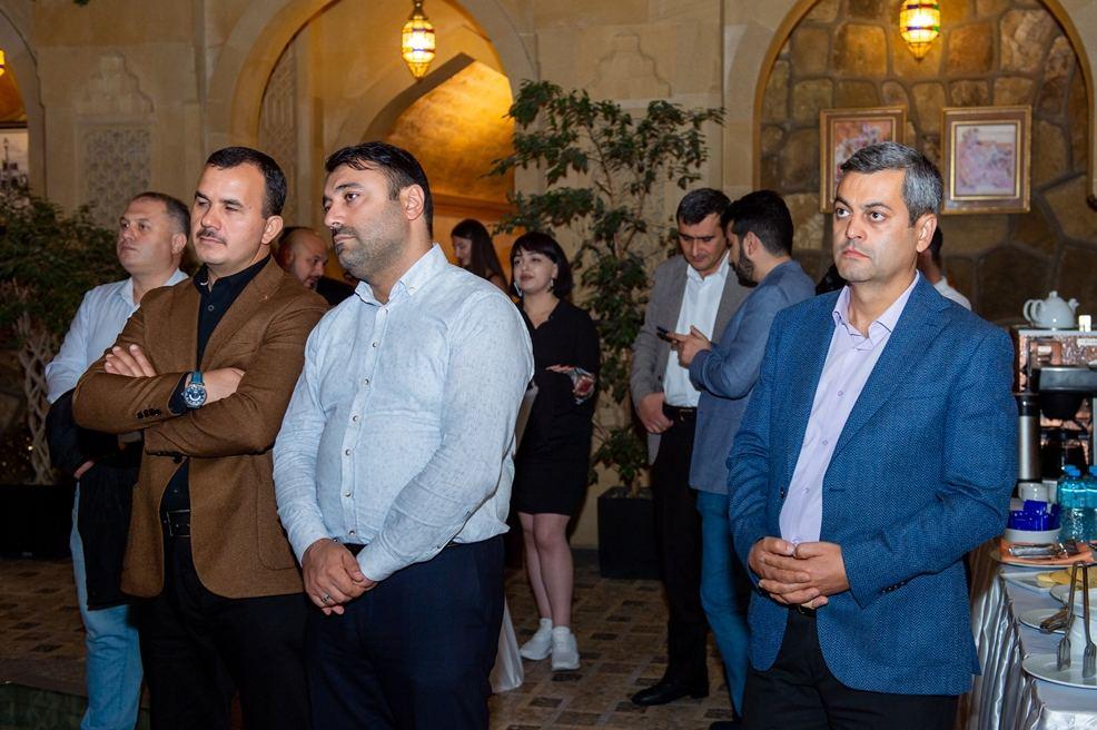 Networking Azerbaijan – мир бизнеса в период пандемии (ФОТО) - Gallery Image