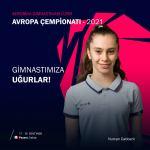 Azerbaijani gymnasts to partake in European Championship in Italy (PHOTO) - Gallery Thumbnail