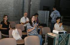 В Баку воссоздана атмосфера летних ретро-кинотеатров 20 века (ВИДЕО, ФОТО) - Gallery Thumbnail