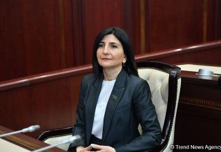 Füzuli Beynəlxalq Hava Limanının açılışı Azərbaycanın gücünə güc qatacaq - Sevil Mikayılova