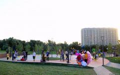 Парк «Гянджлик» - излюбленное место отдыха бакинцев и гостей столицы (ФОТО) - Gallery Thumbnail