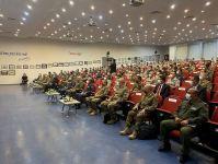 Главы военных ведомств Азербайджана и Турции понаблюдали за ходом совместных учений «Сокол ТурАз – 2021» (ФОТО) - Gallery Thumbnail
