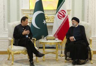 President Raisi: Iran, Pakistan enjoy capacity for expansion of relations