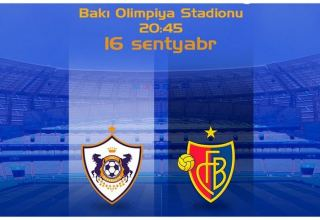 Qarabag FK meets Swiss FC Basel in first game of group round of UEFA Conference League