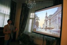 В Центре творчества Максуда Ибрагимбекова прошел вечер, посвященный 100-летию польского писателя-фантаста Станислава Лема (ФОТО) - Gallery Thumbnail