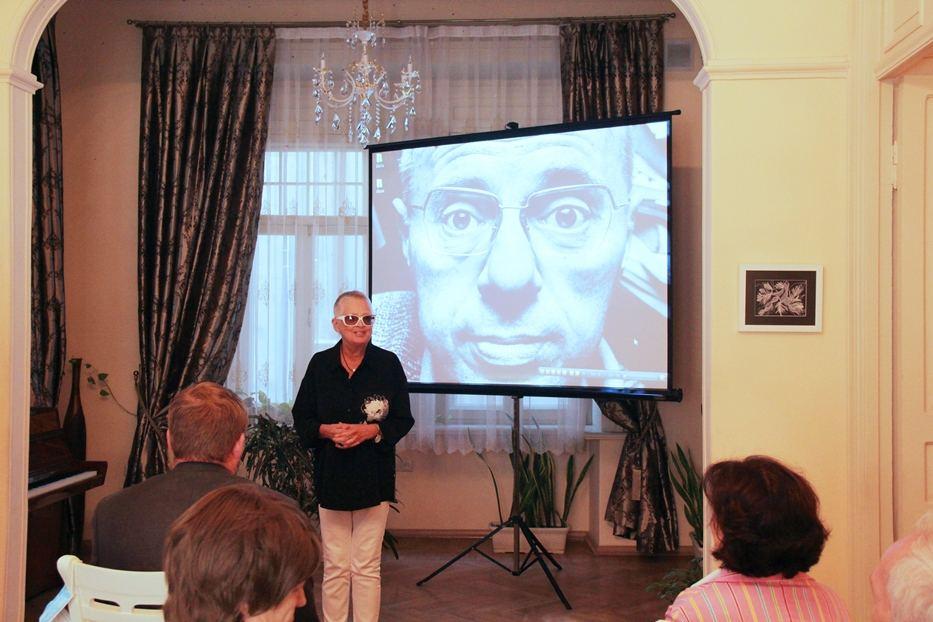 В Центре творчества Максуда Ибрагимбекова прошел вечер, посвященный 100-летию польского писателя-фантаста Станислава Лема (ФОТО) - Gallery Image