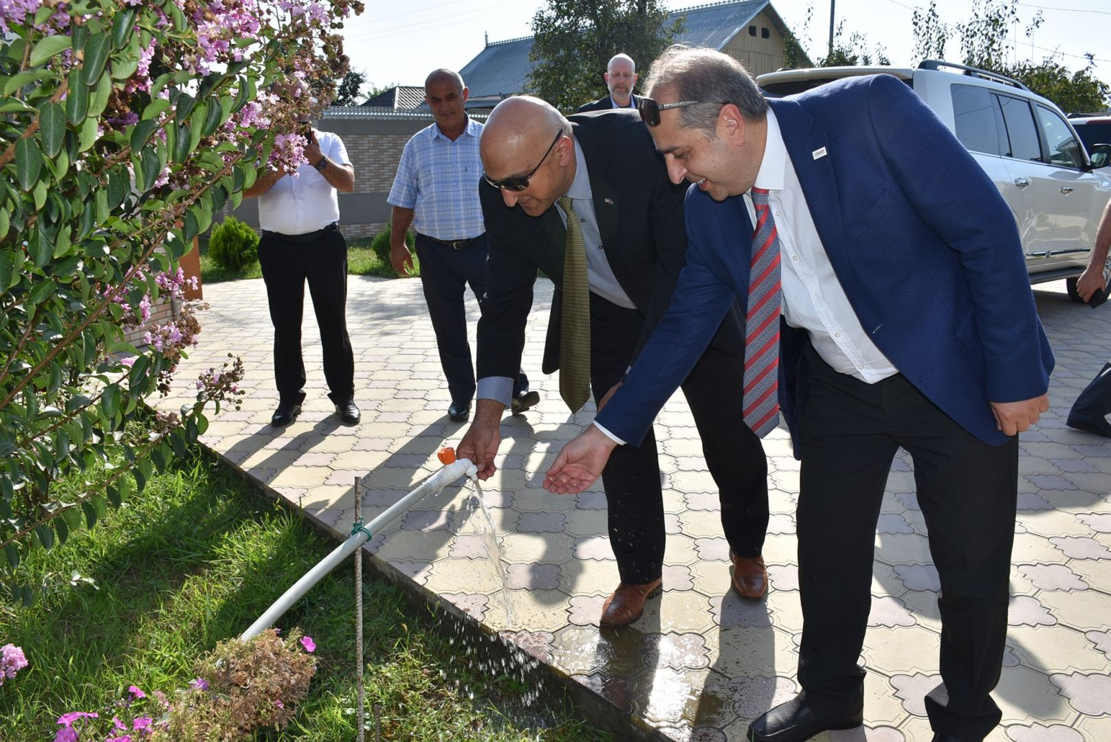 USAID supports citizen engagement in improving infrastructure in Balakan, Gakh and Zagatala (PHOTO/VİDEO) - Gallery Image