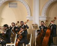 Состоялась церемония торжественного открытия XIII Международного музыкального фестиваля Узеира Гаджибейли (ФОТО/ВИДЕО) - Gallery Thumbnail