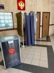 State Duma elections held at Russian Embassy in Baku (PHOTO) - Gallery Thumbnail