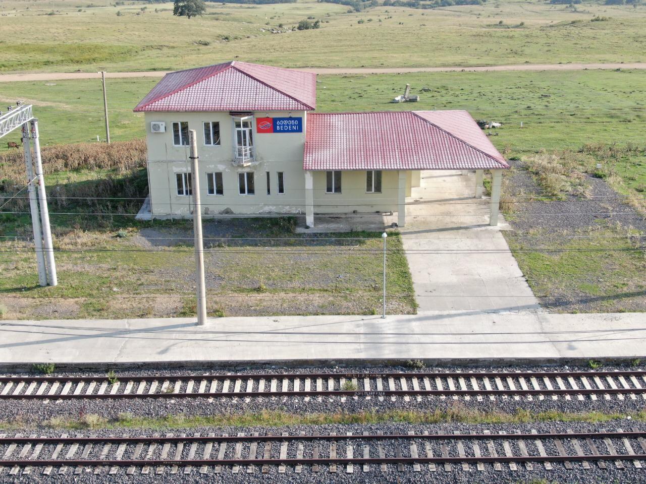 Принимаются меры для полноценной работы Баку-Тбилиси-Карс (ФОТО) - Gallery Image