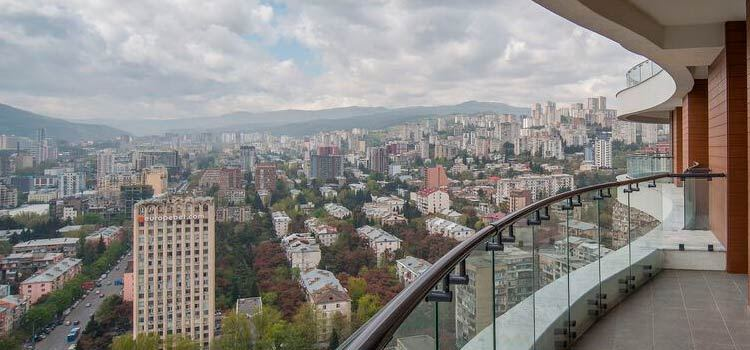 Georgia records rise in housing prices in Tbilisi