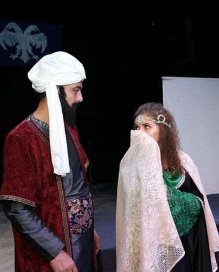 Султан царства сердец, или Любовь к рабыне! В Дагестане состоялась премьера спектакля на азербайджанском языке (ФОТО) - Gallery Image