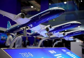 Boeing lifts China jet demand estimate over two decades to $1.47 trln