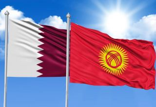 Foreign ministers of Kyrgyzstan, Qatar discuss whole range of bilateral co-op