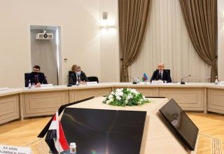 Iraq interested to co-op with Azerbaijan in oil, gas sectors (PHOTO)