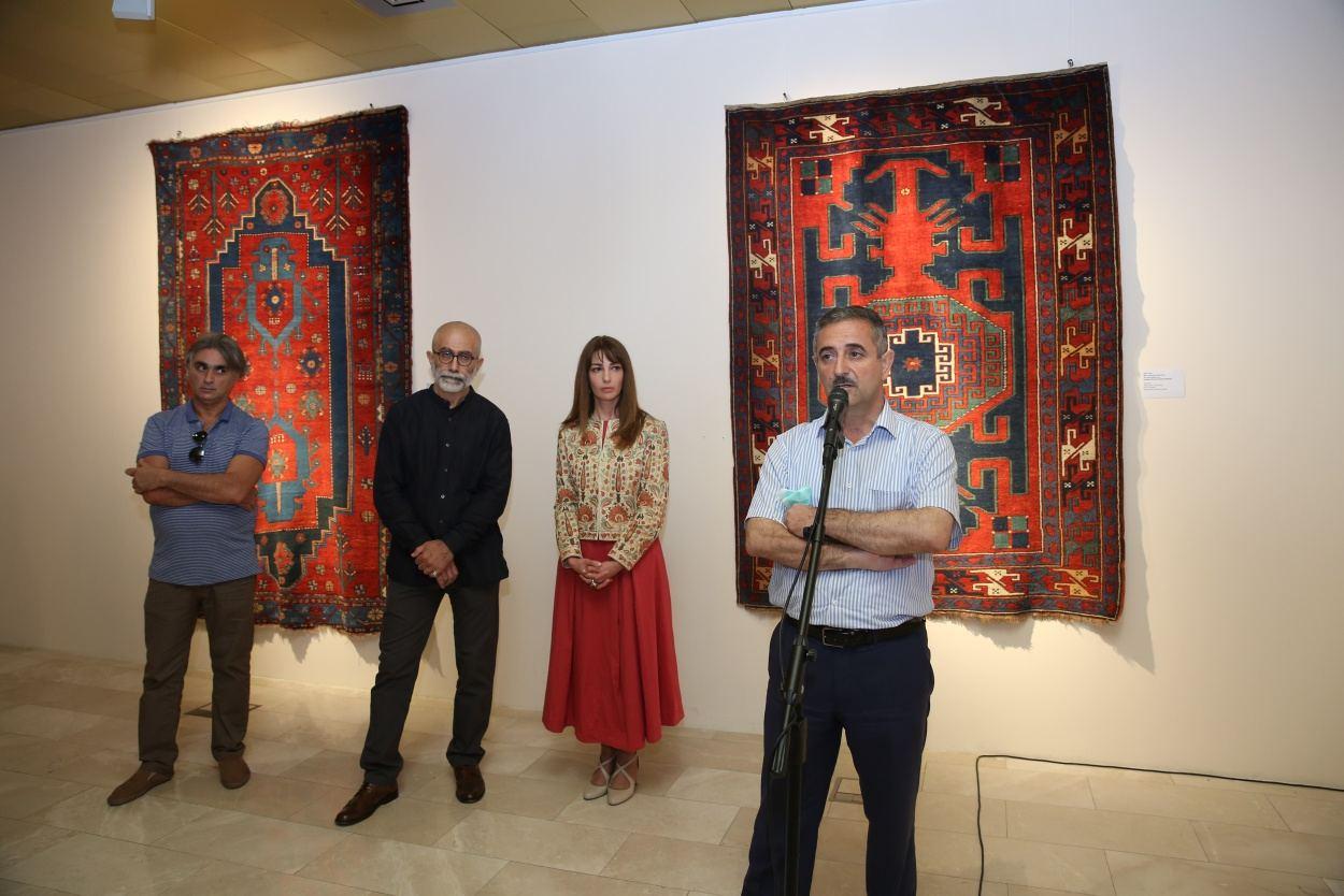 Искусство ковра – эволюция смыслов в Баку (ФОТО) - Gallery Image
