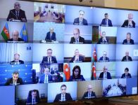 Azerbaijani Cabinet of Ministers holds expanded meeting (PHOTO) - Gallery Thumbnail