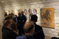 Из Латвии в Азербайджан на Карабахских скакунах (ФОТО/ВИДЕО) - Gallery Thumbnail