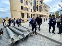 OIC Independent Permanent Human Rights Commission visits Azerbaijan's Tartar (PHOTO) - Gallery Thumbnail