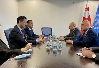 Bishkek, Tbilisi may establish twining ties, Cholpon-Ata and Batumi too