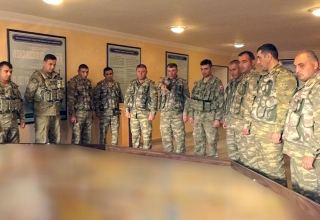 Azerbaijan continues exercises with combat shooting jointly with Turkey in Nakhchivan (PHOTO/VİDEO)