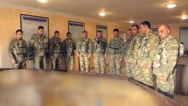 Azerbaijan continues exercises with combat shooting jointly with Turkey in Nakhchivan (PHOTO/VİDEO) - Gallery Thumbnail