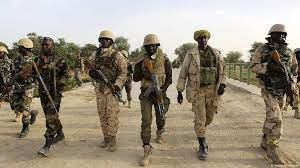 В Нигерии террористы напали на армейскую колонну и убили 30 военнослужащих