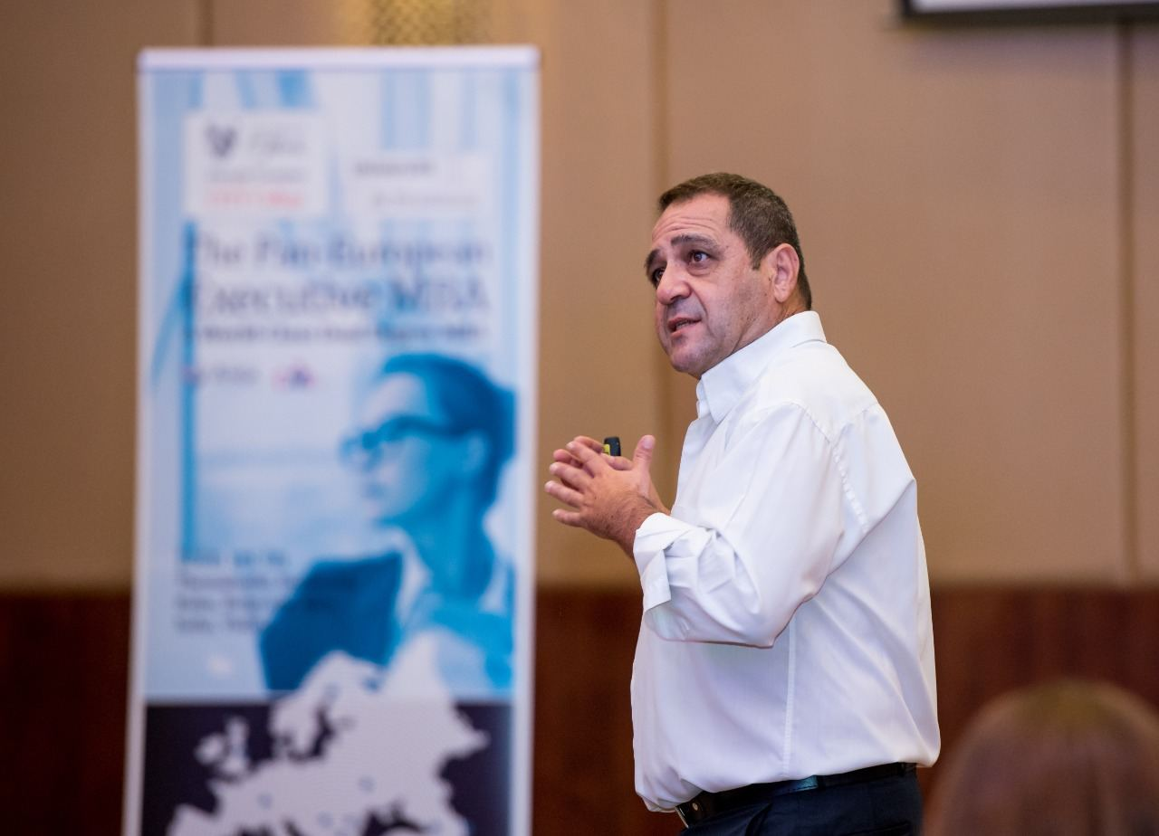 """CITY College, University of York Europe Campus holds seminar on """"Gamification: The Contemporary Way to Engage Employees and Customers"""" in Baku (PHOTO) - Gallery Image"""