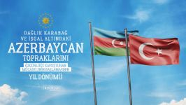 Turkish president pays respect to Azerbaijani martyrs on Remembrance Day (PHOTO) - Gallery Thumbnail