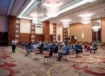 """CITY College, University of York Europe Campus holds seminar on """"Gamification: The Contemporary Way to Engage Employees and Customers"""" in Baku (PHOTO) - Gallery Thumbnail"""
