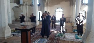 Azerbaijan's mosques, churches, synagogues mark Day of Remembrance (PHOTO) - Gallery Thumbnail