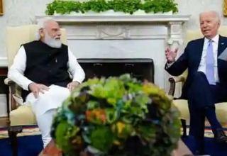 Indian PM Modi invites US President Biden to visit India
