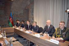 Azerbaijan's Defense Minister meets with Turkish counterpart (PHOTO) - Gallery Thumbnail