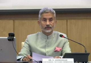 Indian external affairs minister to visit Kyrgyzstan