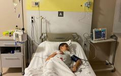 Azerbaijan's First VP Mehriban Aliyeva takes control of treatment of 10-year-old child suffering from leukemia (PHOTO) - Gallery Thumbnail