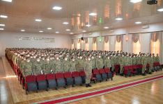 Azerbaijan awards servicemen who took part in peacekeeping mission in Afghanistan (PHOTO) - Gallery Thumbnail