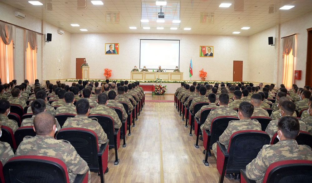 Azerbaijan awards servicemen who took part in peacekeeping mission in Afghanistan (PHOTO) - Gallery Image