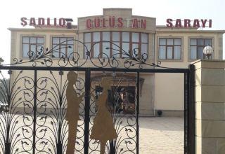Goranboyda karantin qaydalarını pozan şadlıq evi rəhbərliyi məsuliyyətə cəlb olunub