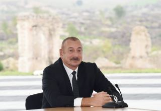 As soon as possible, we will return to their native lands IDPs who lived in suffering for 30 years - Azerbaijani president