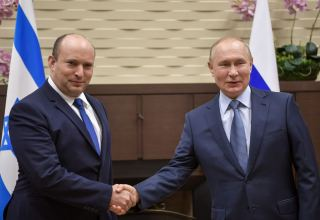 Bennett-Putin meeting lasted five hours, was warm and positive