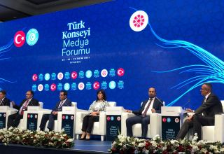 Kyrgyzstan takes part in International Media Forum of Turkic World in Istanbul