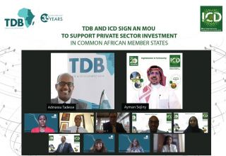 TDB and ICD sign MoU to support private sector investment in common African member states